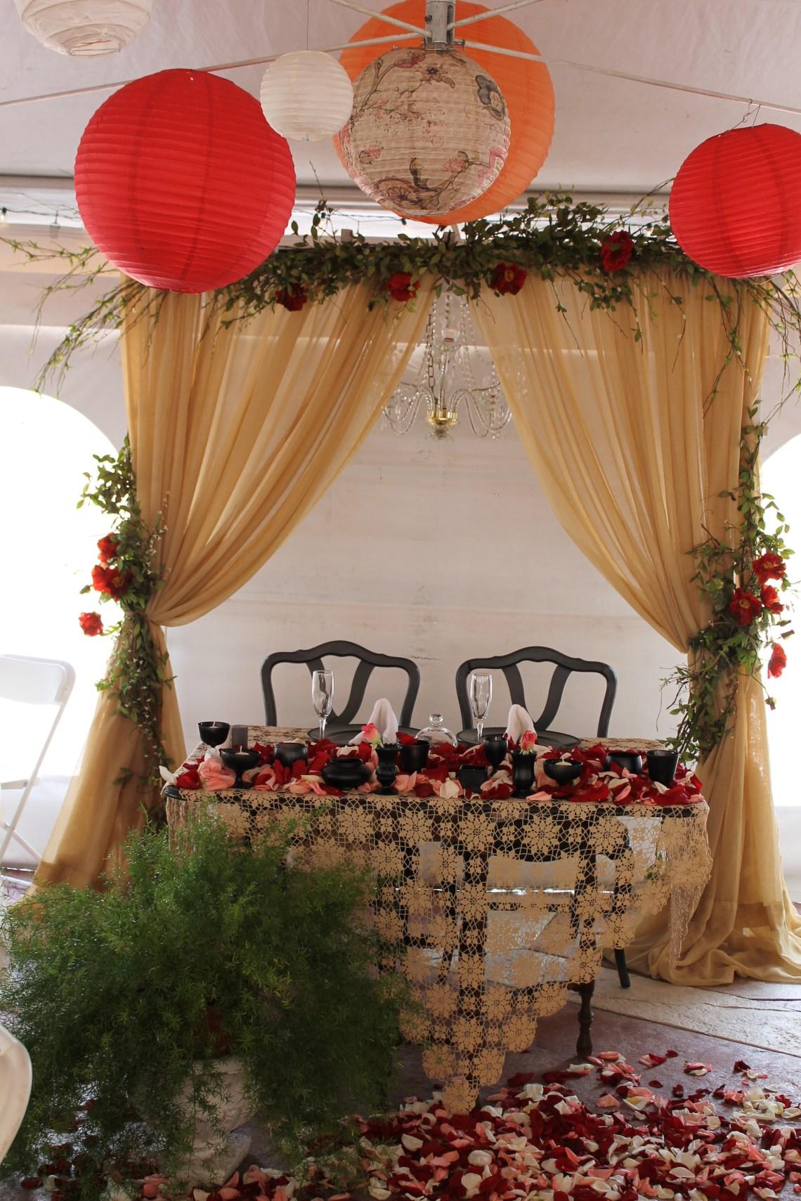 Inside Decor Rental Inc - Dubuque IA - Rustic Wedding Guide