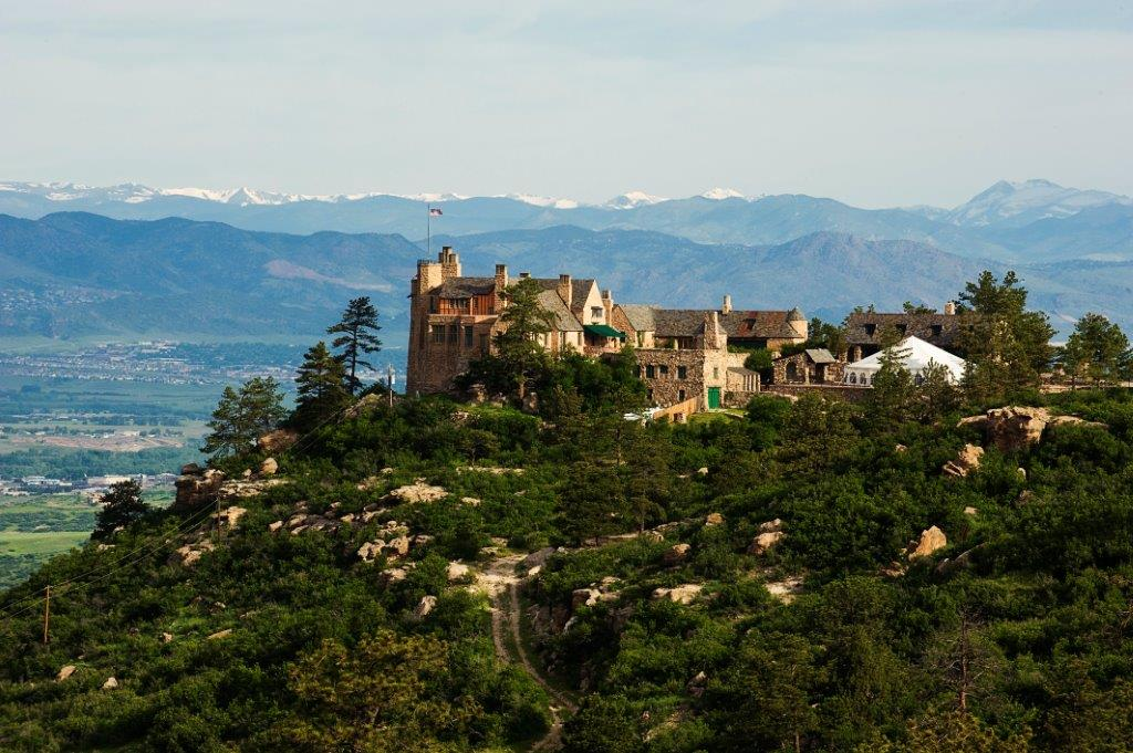 Cherokee Ranch  Castle  Sedalia CO  Rustic Wedding Guide