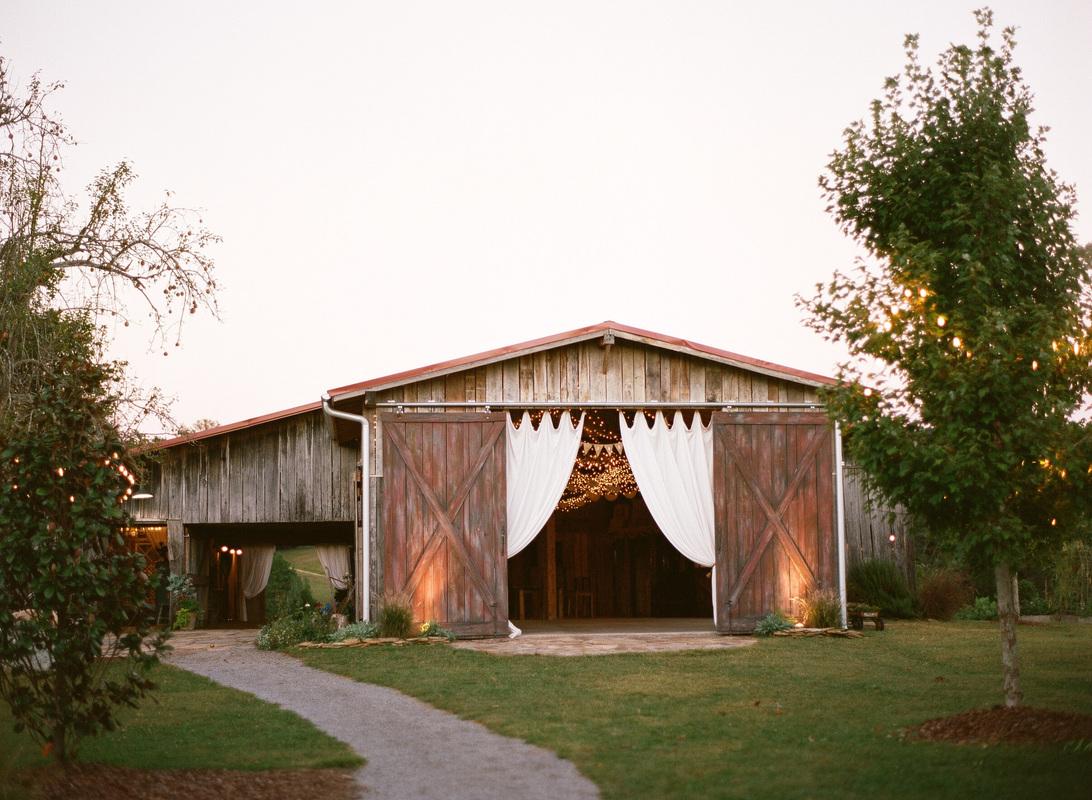 The Barn At High Point Farms Flintstone GA Rustic