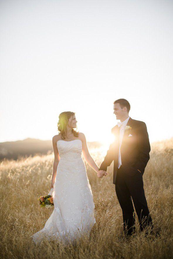 Rustic Santa Margarita California Wedding  Rustic Wedding Chic