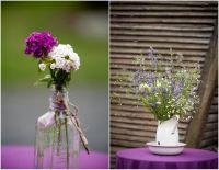 Do It Yourself Style Backyard Wedding - Rustic Wedding Chic