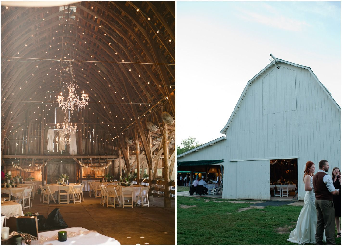 Nebraska Barn Wedding Ashley  Tyler  Rustic Wedding Chic
