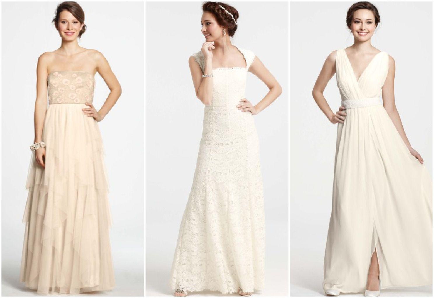 Ann Taylor Wedding Dresses