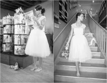 Shabby Chic Style Wedding Inspiration - Rustic