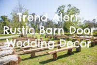 Trend Alert: Rustic Barn Door Wedding Decor