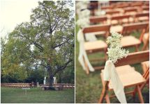 Colonial & Eclectic Farm Wedding - Rustic Chic