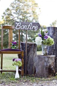 25 Ideas For An Outdoor Wedding