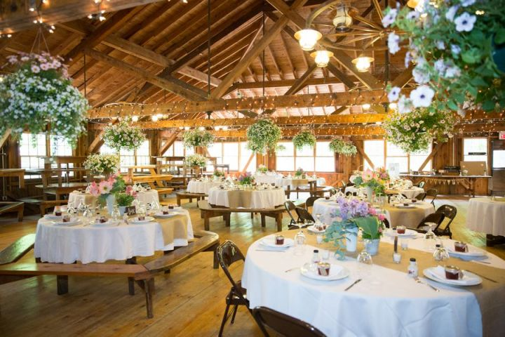 Summer camp wedding venues maine traveltourswall maine summer camp wedding rustic chic junglespirit Choice Image