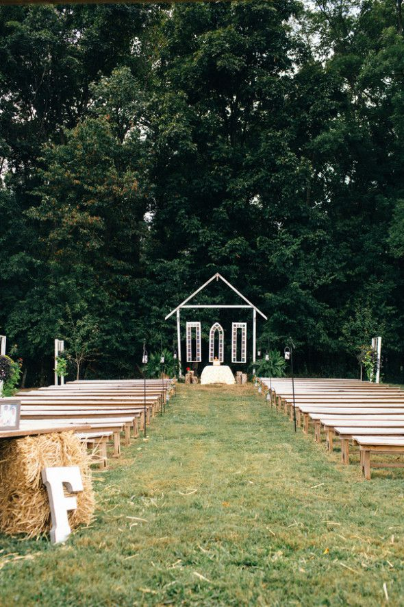 Tennessee Rustic Gate Farm Wedding  Rustic Wedding Chic