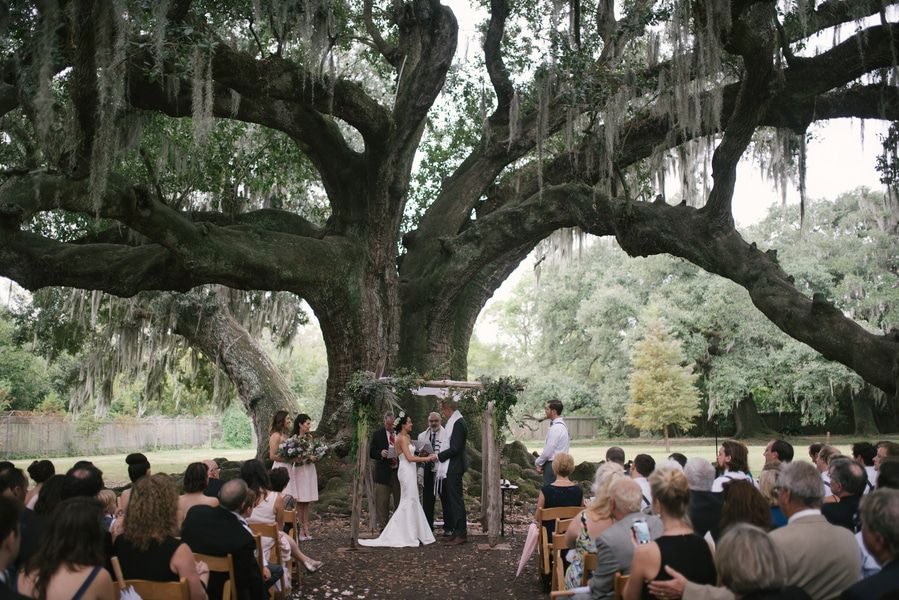 Tree Of Life Wedding New Orleans  Rustic Wedding Chic