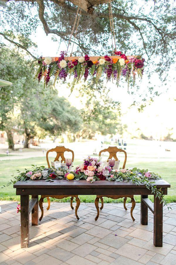 California Ranch Wedding Circle Oak Ranch  Rustic Wedding Chic
