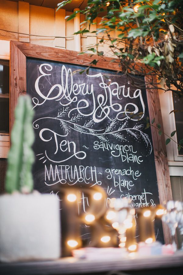 Rustic Rehearsal Dinner  Rustic Wedding Chic