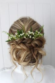 hairstyles rustic wedding