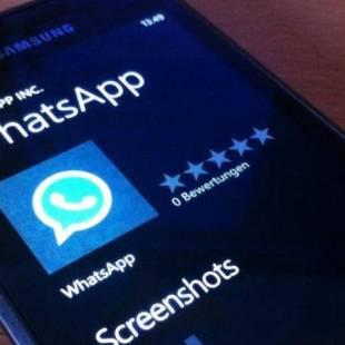 تطبيق WhatsApp سيتوقف عن العمل على أجهزة Windows Phone بحلول نهاية هذا العام