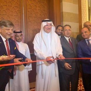 سفير المملكة في مصر يفتتح ملتقى خدمات الحج والعمرة بالقاهرة