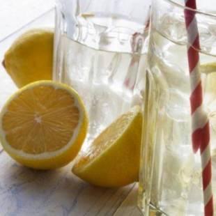 أضرار الماء والليمون على الكلى !