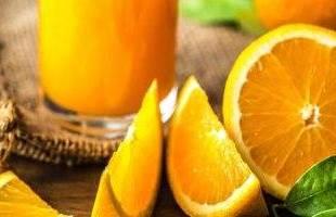 عصير البرتقال وفوائده الصحيه !