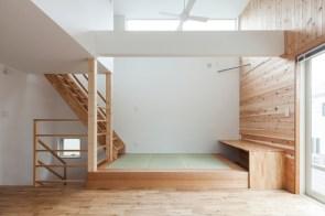 2階小上がりの畳コーナー
