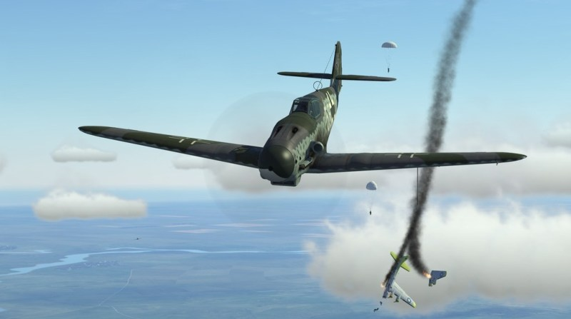 german fighter ww2 campaign