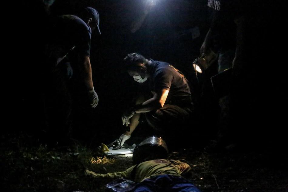 La guerra alla droga delle Filippine registra 186 omicidi nel 1 ° trimestre del 2021 in mezzo all'aumento dei casi di COVID-19