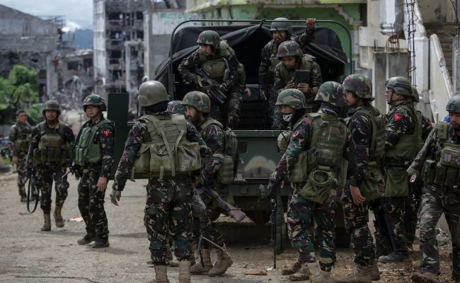 Congress Extends Mindanao Martial Law Until End Of 2019