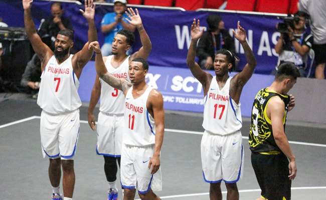 Sea Games Gilas Completes Golden Double In 3x3 Basketball