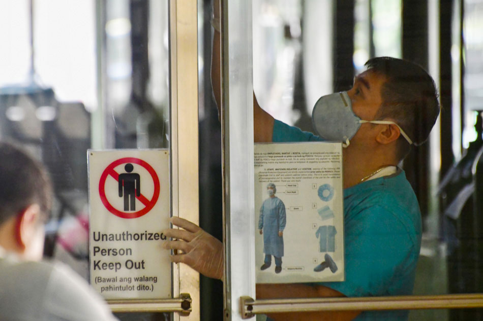 Philippines confirms first case of new coronavirus | ABS-CBN News