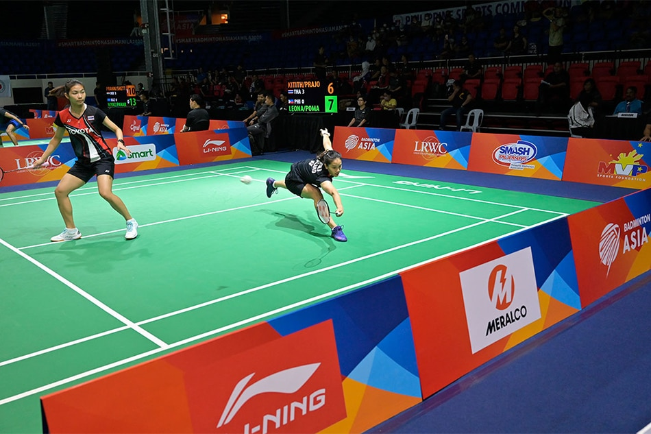 Thailand India Off To Strong Starts In Asian Badminton