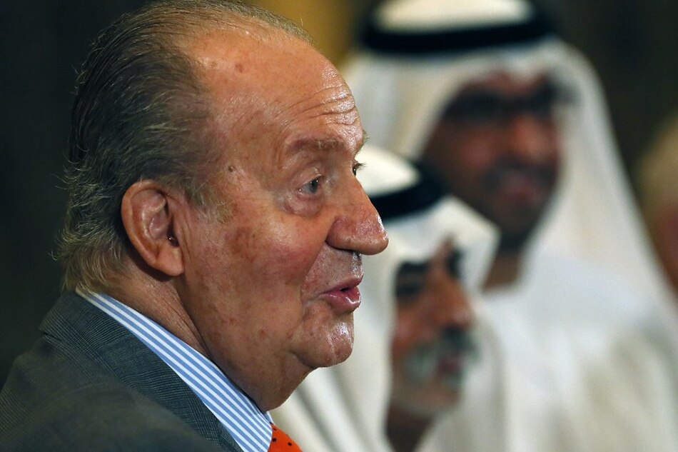 Where's Juan Carlos? Departure of scandal-plagued former king grips Spain   ABS-CBN News
