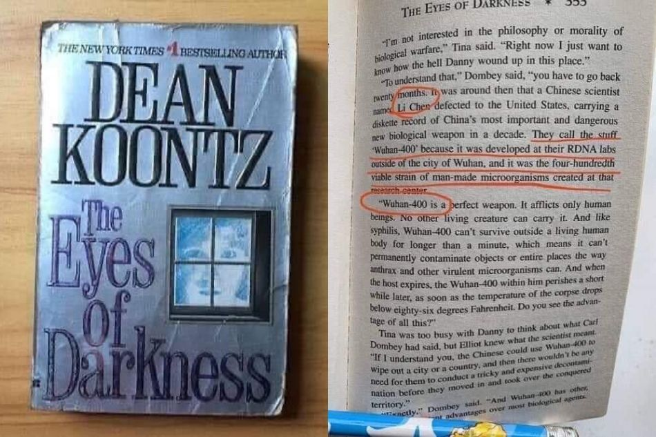 Did this 1981 Dean Koontz novel really predict the birth and ...