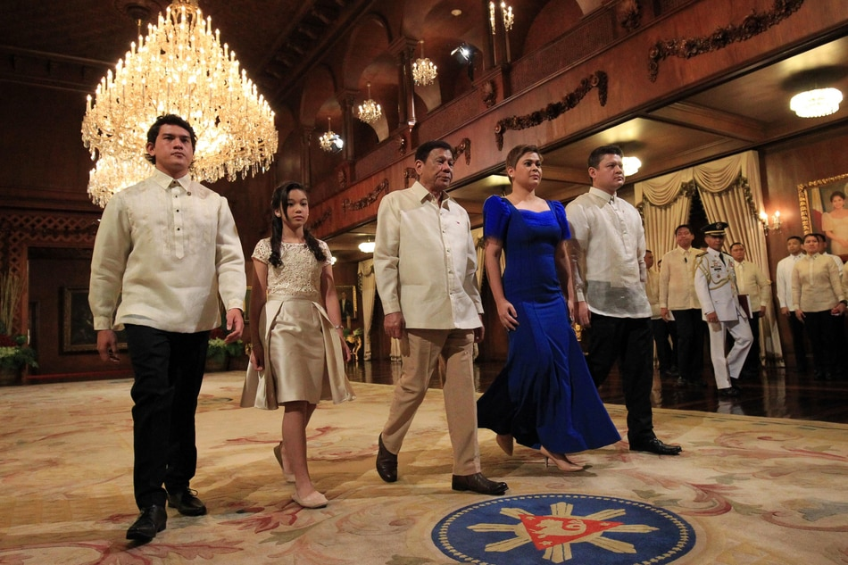 Meet The Dutertes ABS CBN News