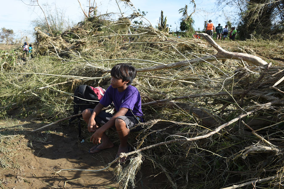 'Lawin' leaves P5B agri damage in Cagayan