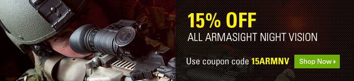 15% off ALL Armasight Night Vision