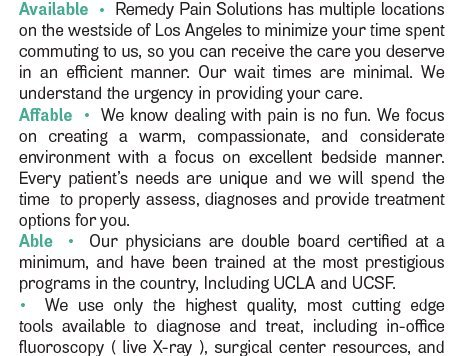 Akash Bajaj, MD, MPH: Orthopedists & Pain Management