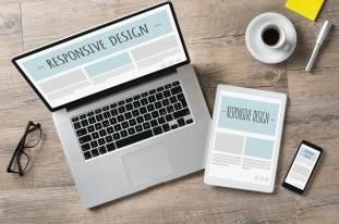 Responsive Website Design - SAA IT Test Consultant