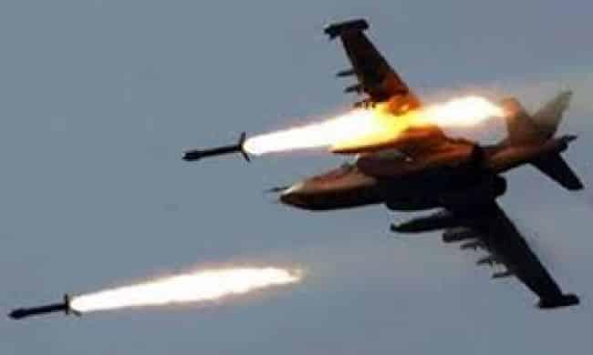 شنت طائرات تحالف دعم الشرعية