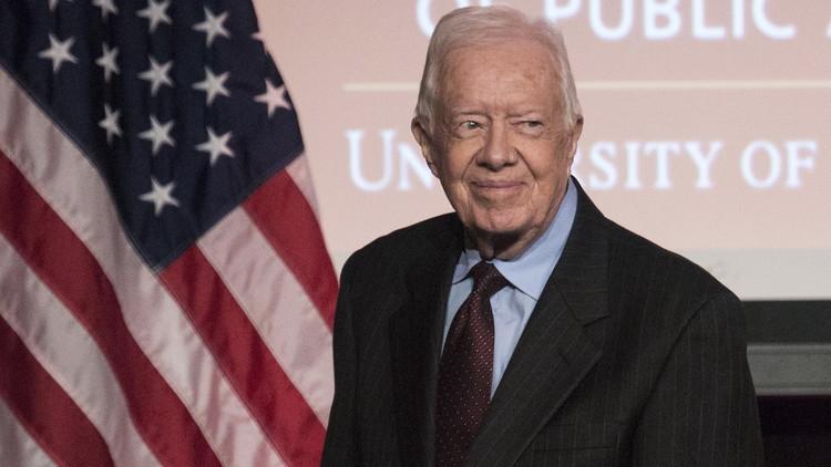 كارتر: أي نوع من السلام أهون من أن تستمر الحرب في سوريا 1