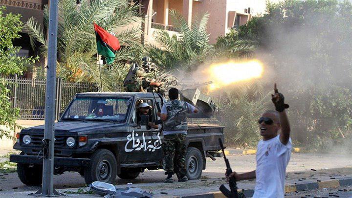 ليبيا.. النيابة تأمر باعتقال شخصيات ليبية وأجنبية بتهمة الإرهاب 1