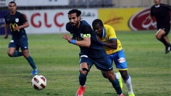 الإسماعيلي يجتاز إنبي في الدوري المصري