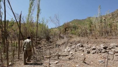 غارات تركية على مواقع للمسلحين الأكراد شمالي العراق