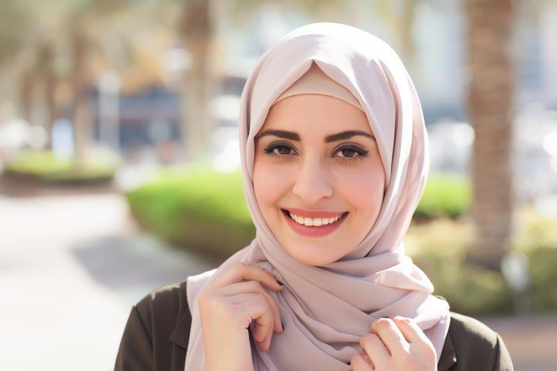 الحفاظ على الشعر تحت الحجاب