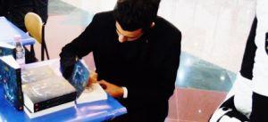 """عبد الرزاق طواهرية لـ""""الساعة 25"""": شيفا نجحت بسبب الوثائق السرية التي تم تسريبها من الويب الخفي 6"""