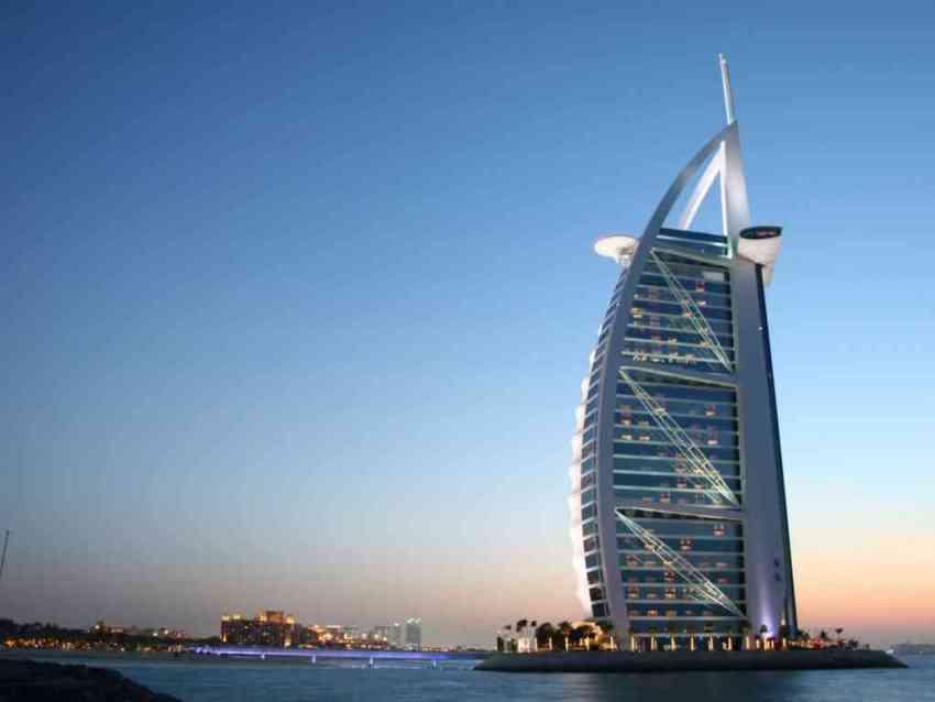 برج العرب