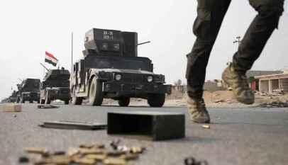 حصيلة ضحايا الهجوم الإرهابي على الموصل