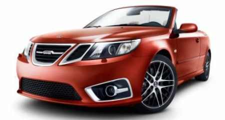 Saab 9-3 Cabriolet Independence Day Edition 2011