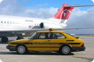 Saab 900 friktionstester