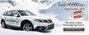 Saab XWDays 2011