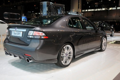 Saab 9-3 Hirsch Performance