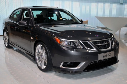 Hirsch Performance Saab 9-3