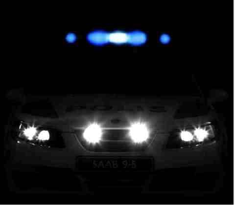 Saab 9-5 Polis